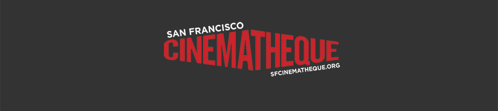 Logo San Francisco Cinematheque